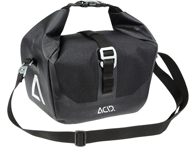 Cube ACID Travler Front 6 FILink Borsa per portapacchi, nero